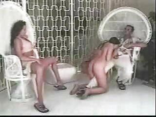 Perla del Nilo mierda doble pornolatinogratis negro